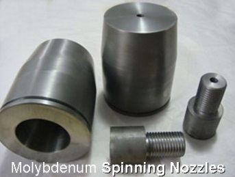 Molybdenum Spinning Nozzle
