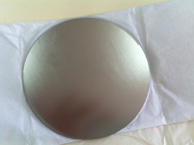 Coated Molybdenum Disc