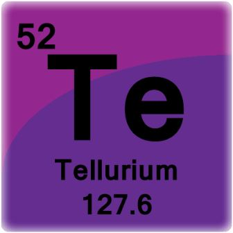 Tellurium Te