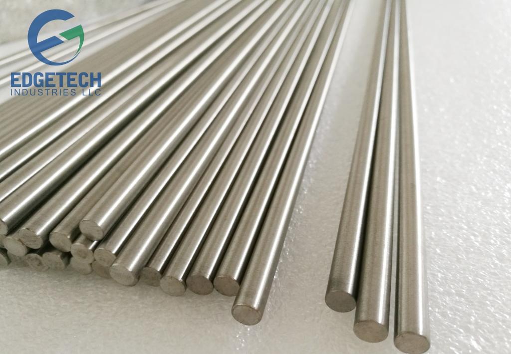 Nitinol Rod-Edgetech Industries (A worldwide materials ...