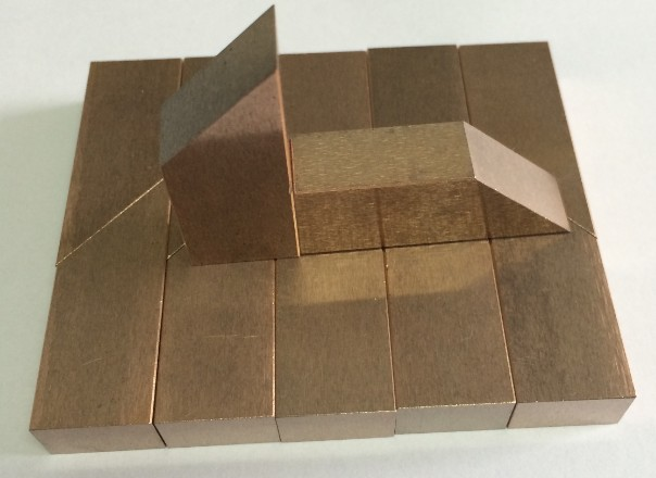 Tungsten Carbide Copper
