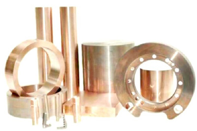 Tungsten Copper Composites