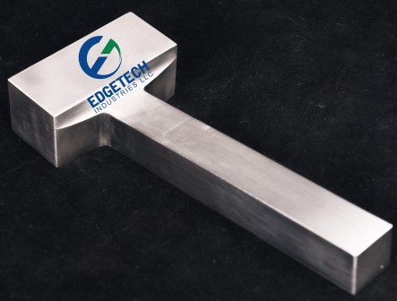 Tungsten Ergonomic Bucking Bar BB-2 1.5 x 1.5 x 4 5.60 lbs