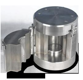 Tungsten Isotope Container