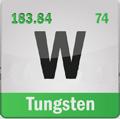 Tungsten - W